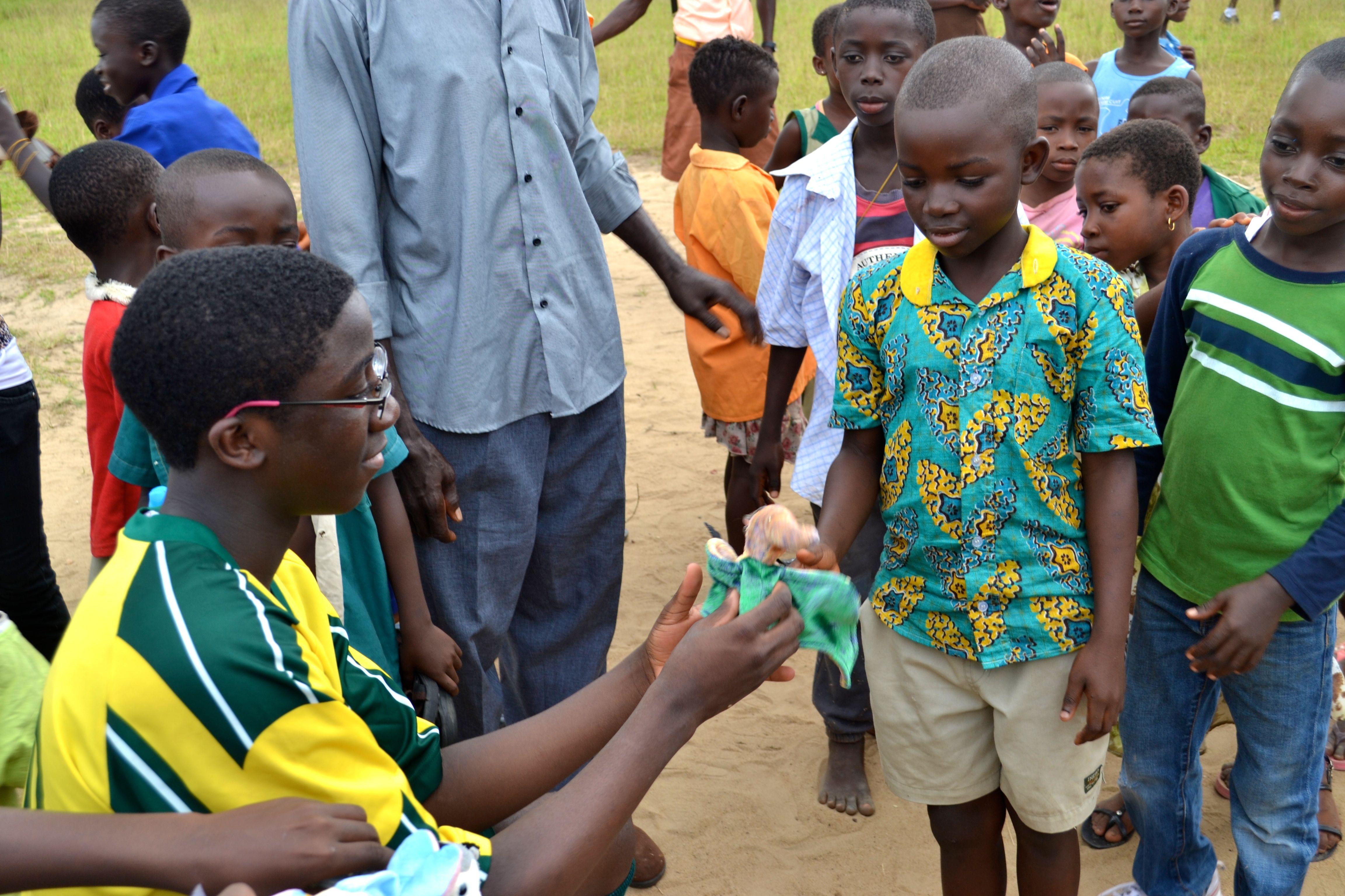 Tikobo donations